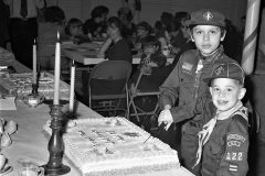 Cub Scout Pack 122 Blue & Gold Dinner G'town 1972 (2)