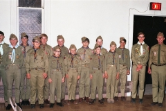 G'town Boy Scout Court of Honor for Tom Westervelt 1970 (2)