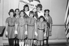 G'town Girl Scout Troop 1966