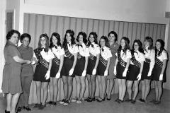 Hudson Girl Scouts Mrs. Wassick 1973