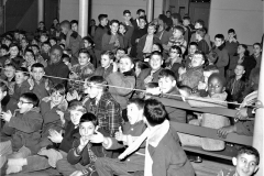 Boys Club Christmas Party Hudson 1954
