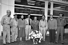 Harry Pizza Station Opening Hudson 1953 (4)
