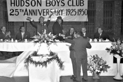 Hudson Boy's Club burning the mortgage 1950 (2)
