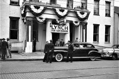 Lynch for Gov General Worth Hotel Hudson NY 1951 (1)