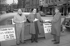 On Strike Ray Moore & Chrissy Wilson Hudson 1951