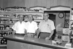 Columbia Wine & Liquor Store 205 Warren St. Hudson 1966