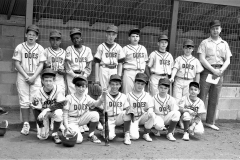 Elk's Little League Hudson 1968 (1)