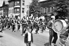 Elks Little League Parade & 1st Pitch Hudson 1968 (1)