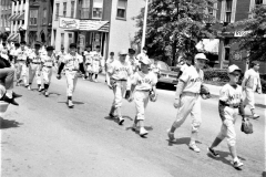 Elks Little League Parade & 1st Pitch Hudson 1968 (2)