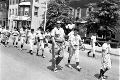Elks Little League Parade & 1st Pitch Hudson 1968 (3)