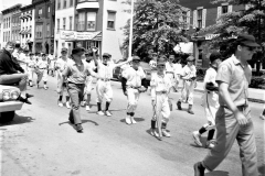 Elks Little League Parade & 1st Pitch Hudson 1968 (4)