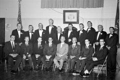 Hudson Elks Lodge #787 welcomes new members 1967