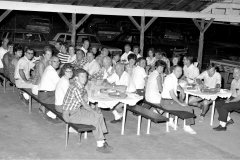 Hudson Jaycees Barbecue at Widows Creek Stockport 1967