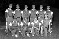 Hudson Men's Softball Team 1967 (1)