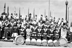 Hudson Moose Lodge Continental Cadets 1968
