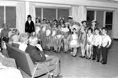 Mount Eden Nursing Home dance recital 1967