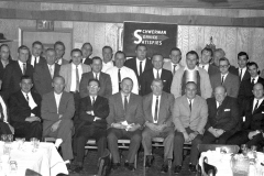 Schwerman Trucking Annual Banquet at Kozals 1965 (1)