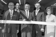 Steiner's Sport Center Grand Opening of new store Warren St.  Hudson 1965 (2)