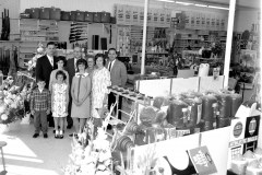 Steiner's Sport Center Grand Opening of new store Warren St.  Hudson 1965 (3)