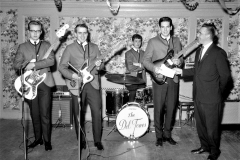 The Del Tones at the General Worth Hotel Hudson 1965