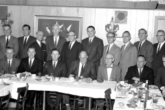 Universal Atlas Cement banquet at Kozel's 1966
