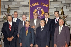 G'town Lions Club 40th Anniversary 1970