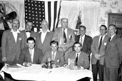 G'town Lions Club Harvest Fair Committee 1955