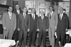 G'town Lions Club Installation at Beekman Arms 1966