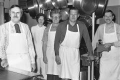 G'town Lions Pancake Breakfast Cooks 1976