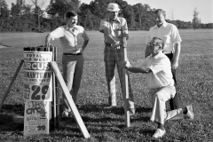 G'town Lions prepare for Circus Fundraiser at GCS 1976