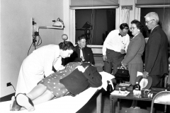 Lions Club Glaucoma Clinic at GCS 1960 (2)