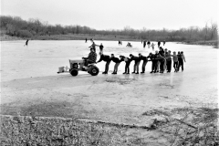 Lions Club Skating Pond G'town 1963
