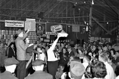 Lions Harvest Fair auction 1950's